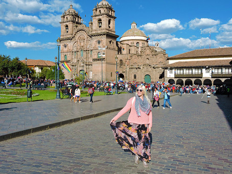 Peru Travel Diaries: Colorful Cusco