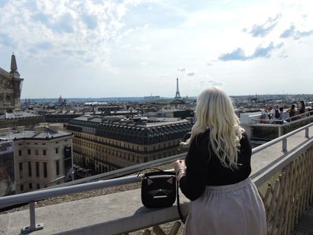 Paris Travel Diaries: The Parisian Dream