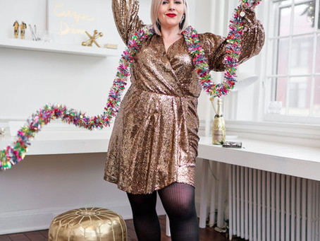 Where to Shop in DC for Plus Size Holiday Outfits
