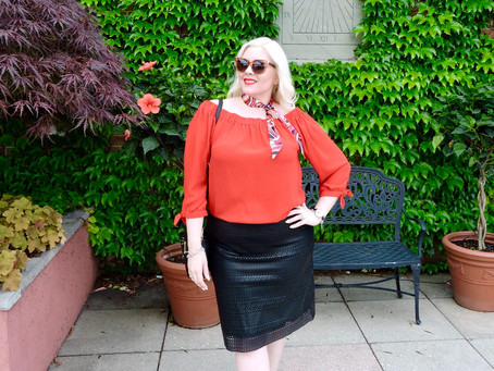 Three Ways to Wear feature on Studs, Style & Lace