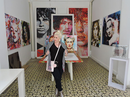 Peru Travel Diaries: Art of Lima
