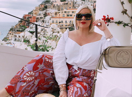 Italy Travel Diaries: What I Wore!