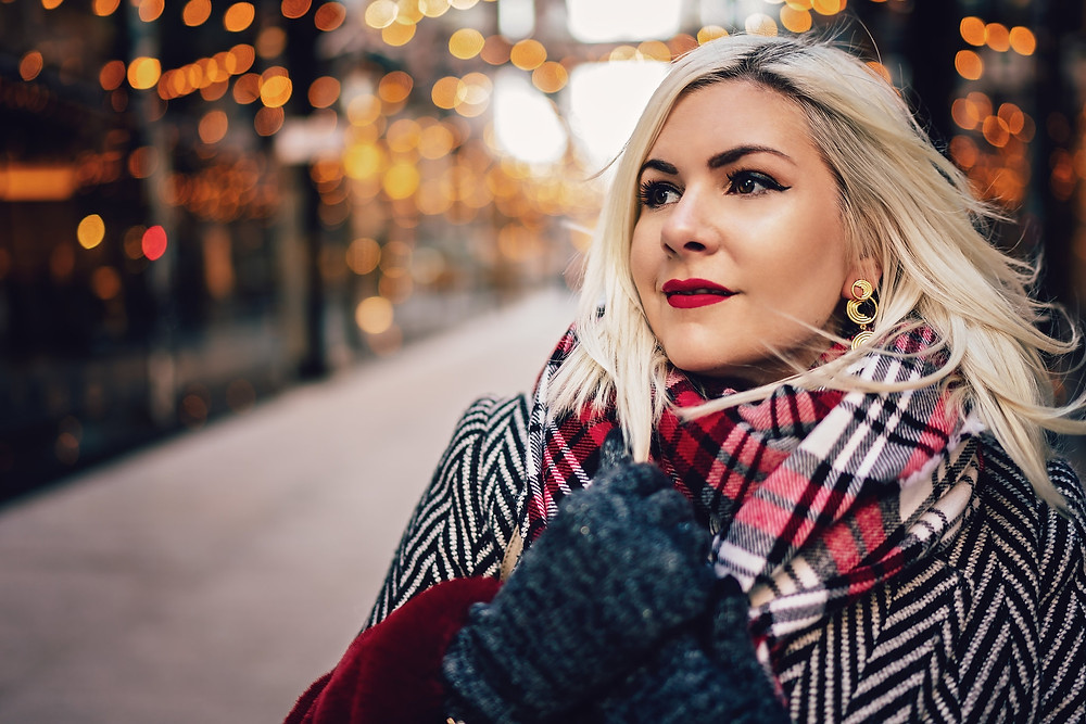Sophie Blake | Blonde in the District