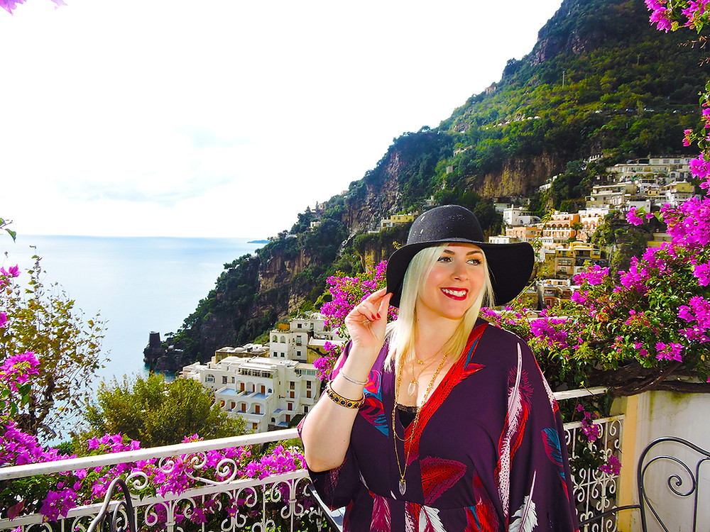 Positano | Blonde in the District