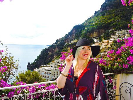 The Positano Diaries- Entry 1: The Dream