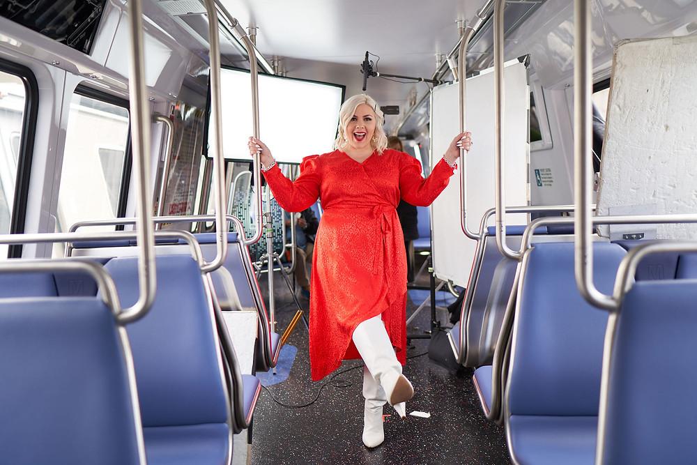 Dani Sauter Metro Campaign