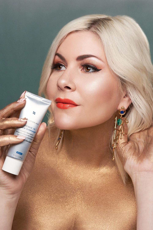 Dani Sauter | SkinCeuticals Glycolic 10 Renew Overnight
