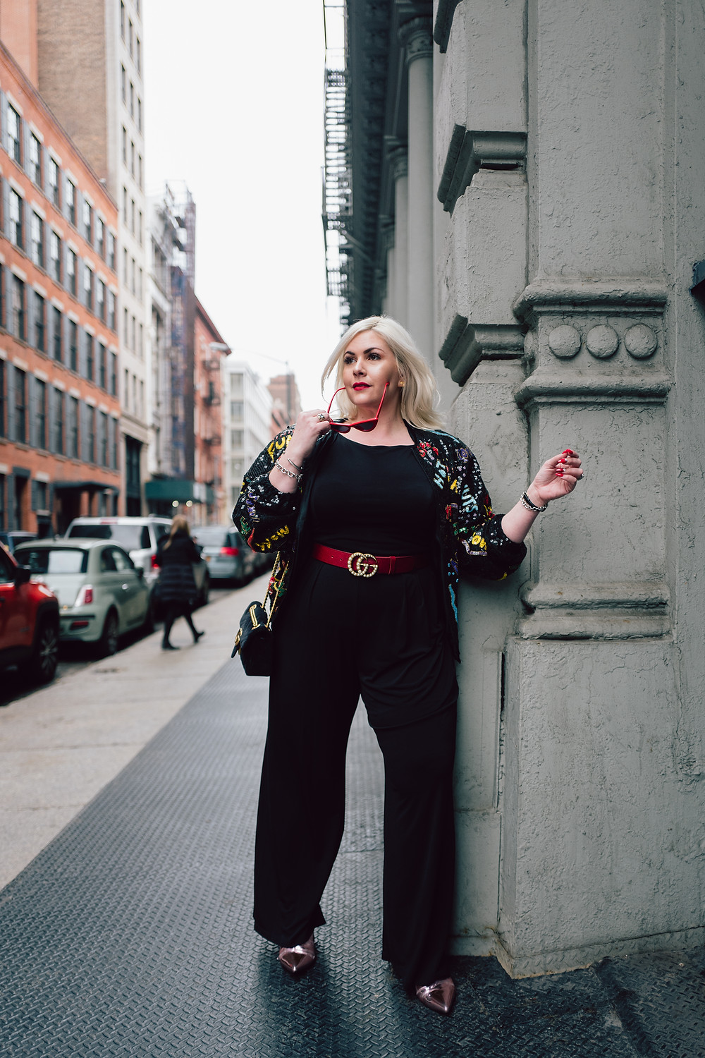 NYFW 2018 | Blonde in the District