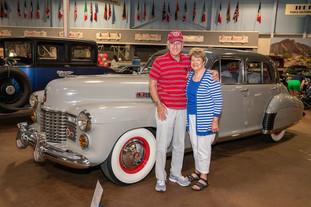 1941 Cadillac 60 Special Fleetwood Sedan
