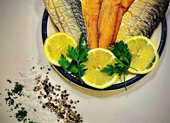 Natural Smoked Mackerel Fillets (180g)