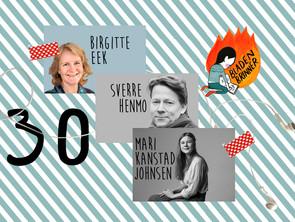 Avsnitt #30 – Norge, baby!