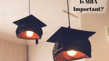 Is MBA Important? MBA重要ですか?