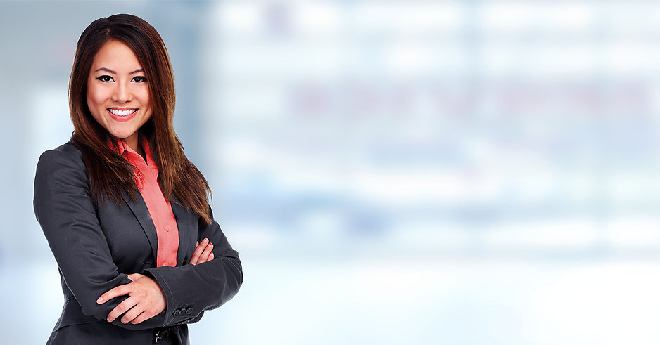 Chinese Woman Studying A Top-Ranked MBA
