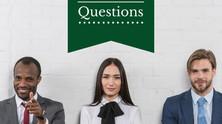 Common Interview Questions                   面試熱門問題!