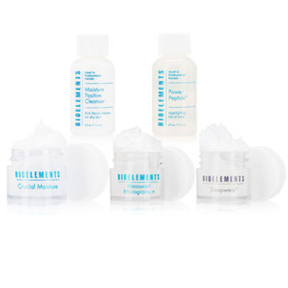 Travel Light Kit for Very Dry and Dry Skin (5pieces)