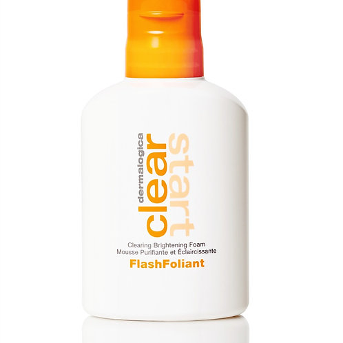 FlashFoliant / 3.4oz No-rinse, flash-foam exfoliant