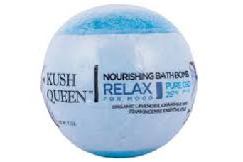 25mg Relax Bath Bomb