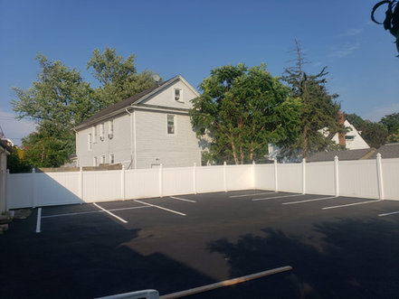 Parking Renovation
