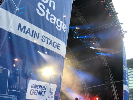 Genk On Stage is goed gestart!