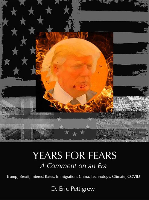 YEARS FOR FEARS (ePUB)