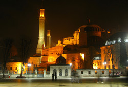 GHOSTS OF HAGIA SOPHIA 1200