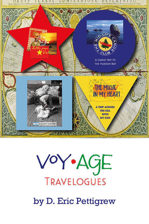 VOY•AGE-Travelogues (Interactive PDF)