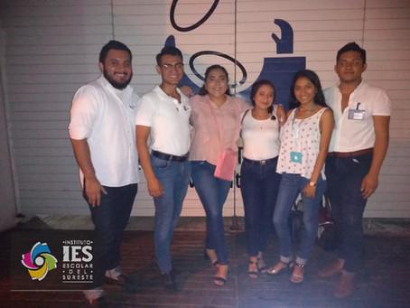 Visita de los candidatos a Embajadores #IES al Albergue Temporal San Vicente de Paúl