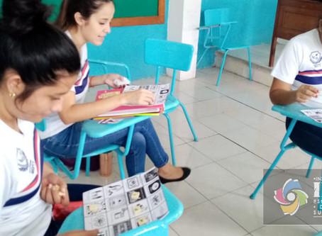 Actividades de las Licenciaturas en Trabajo Social, Mediación y Pedagogía #IES (galería de imágenes)