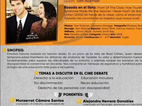 Cine y Derechos Humanos,       Instituto Escolar del Sureste y CODHEY