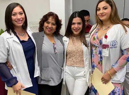 "Ceremonia de Clausura de Servicio Social, Hospital Regional ISSSTE ""Elvia Carrillo Puerto"" - #IES"