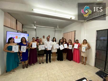 Ceremonia: Entrega de Títulos Profesionales #IES
