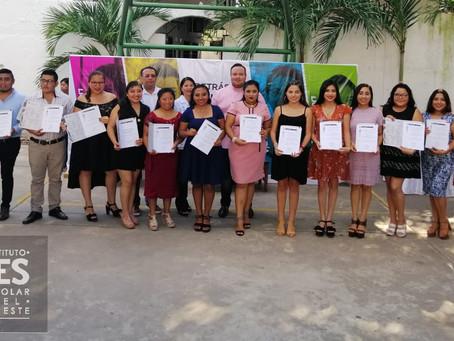 Ceremonia de Graduación de la XXVIII Generación de la Licenciatura en Trabajo Social #IES