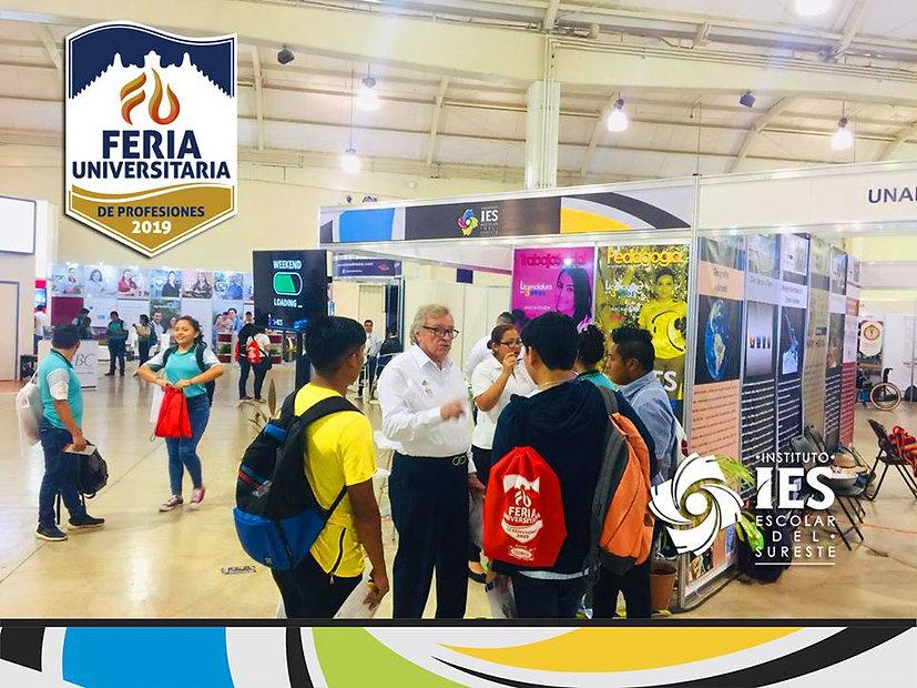 Feria Univarsitaria de Profesiones 2019
