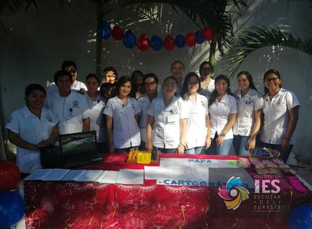 Exposición de Prácticas comunitarias 1 y Regionales Licenciatura en Trabajo Social #IES