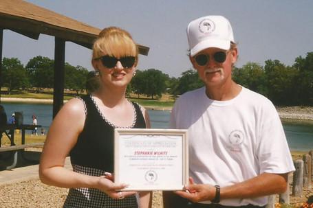 Christian Angler Bass Association Family Day Appreciation Award.jpg