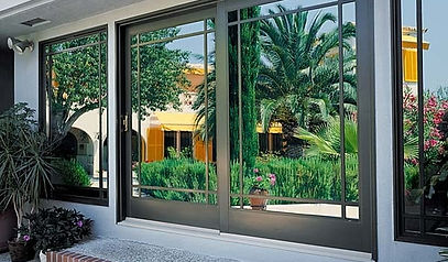 glass patio door services