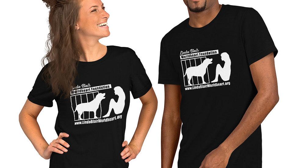 LBWF Logo Short-Sleeve Unisex T-Shirt