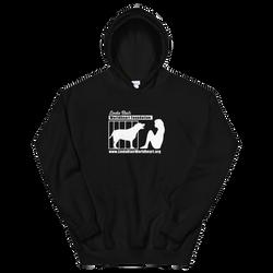 Logo hoodie no background