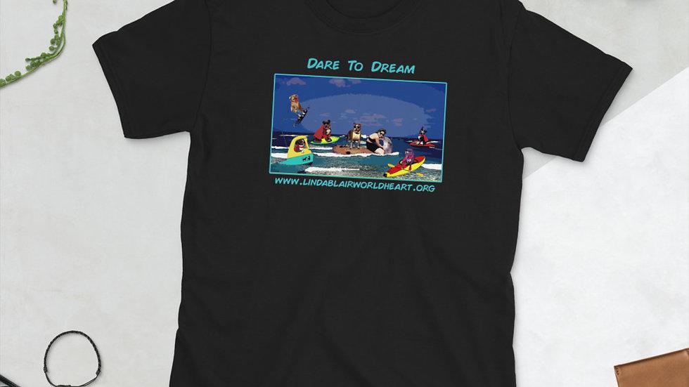 LBWF Dare To Dream Short-Sleeve Unisex T-Shirt