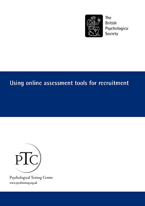 PTC Using Online Assessment Tools for Recruitment Cover.png