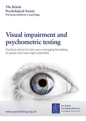 BPS Visual Impairment & Psychometric Testing Cover.png