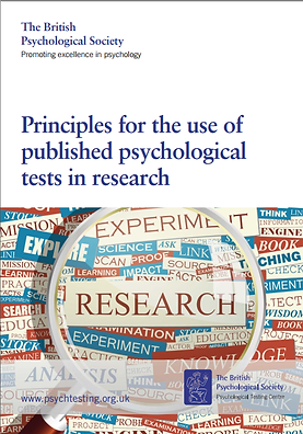 BPS Using Tests in Research Cover.png