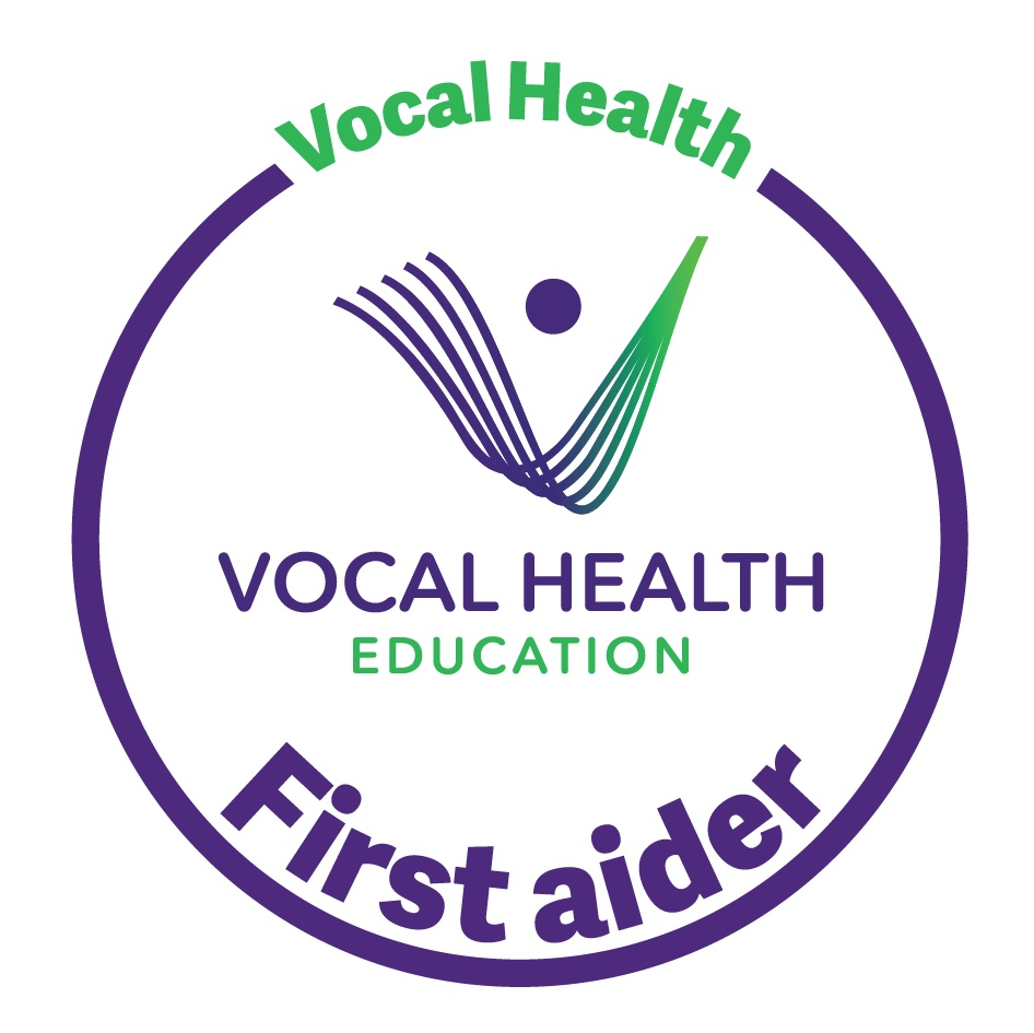 Vocal Health First Aider