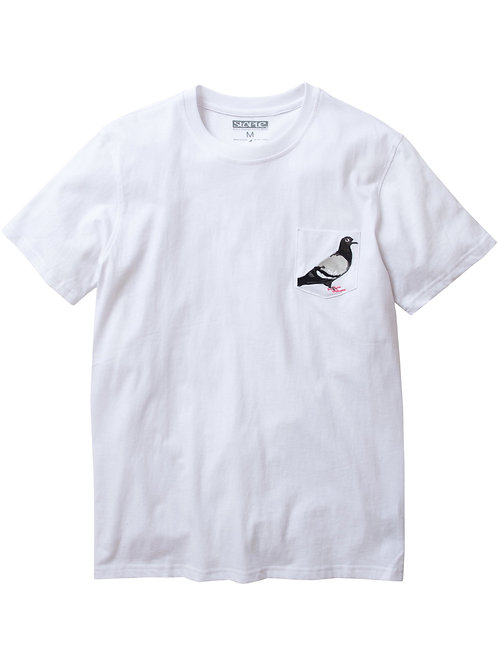 STAPLE PIGEON POCKET TEE