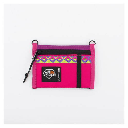 FF0510 - ETHNIC COLLECTION - KEY COIN POUCH 2.0