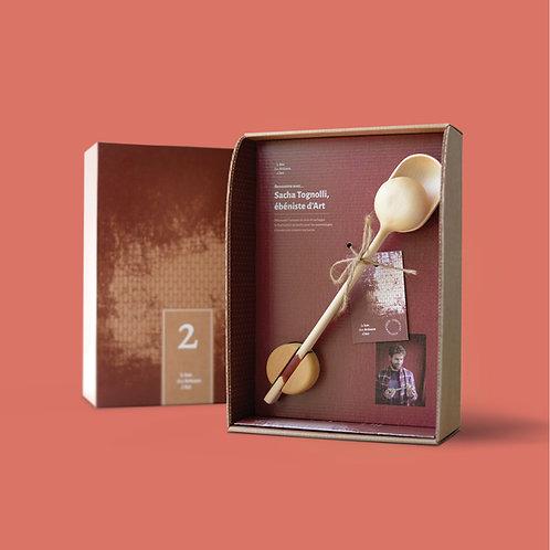 Box n°2 - Bois