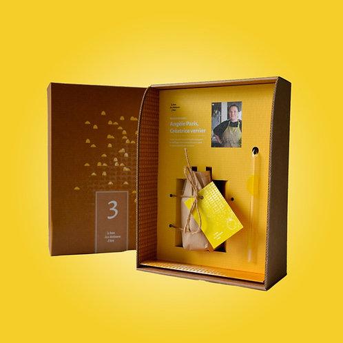 Box n°3 - Verre