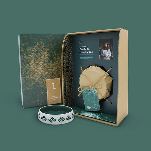Box n°1 - Céramique