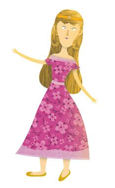 עיצוב דמות - ספר ילדים