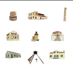 איור מבנים